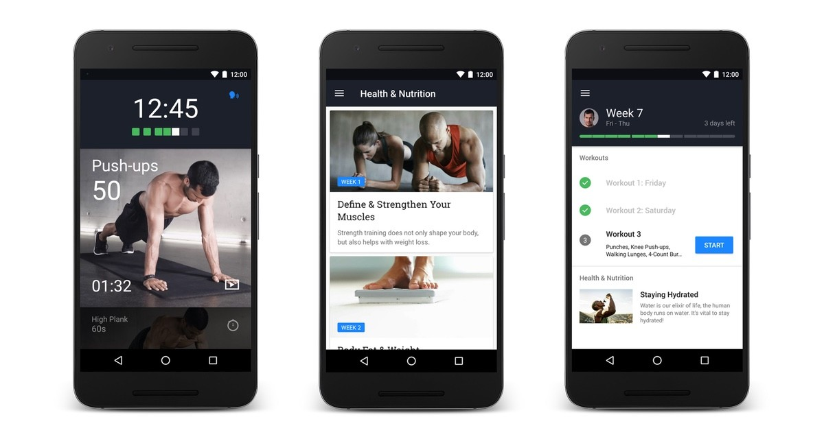 New app Runtastic Results builds you a personalized 12-week workout plan