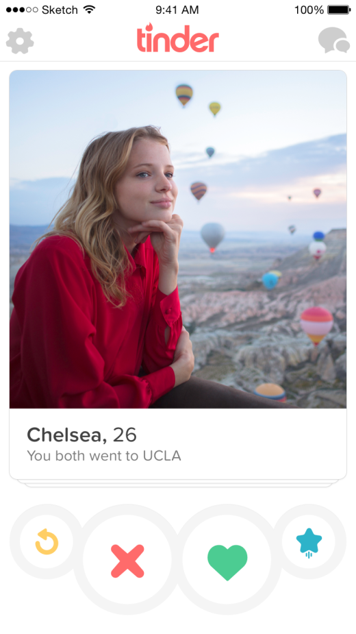 How exactly does tinder work