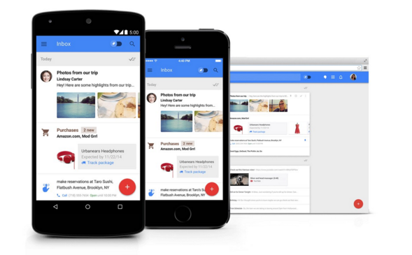 Google's Inbox update will take the hassle out of emails by predicting your replies