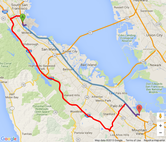 Google Maps releases its predictive travel API to devs