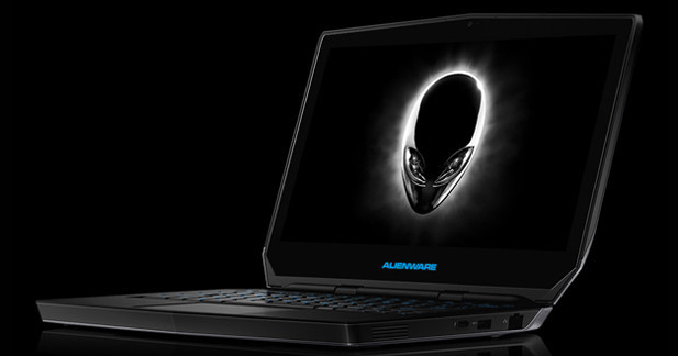 Win an Alienware gaming laptop
