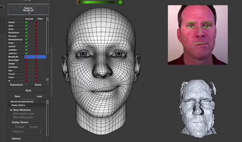 Apple buys niche Star Wars motion capture studio Faceshift, cuz why not?