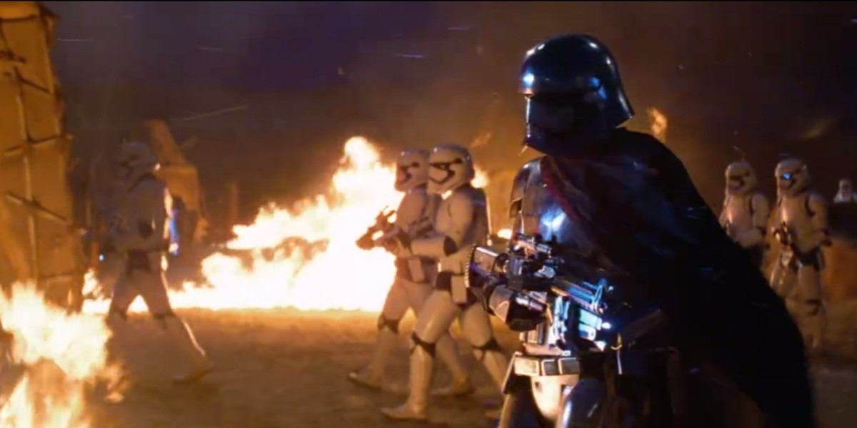 You can stream John Williams' 23-track score for 'Star Wars: The Force Awakens' right ...