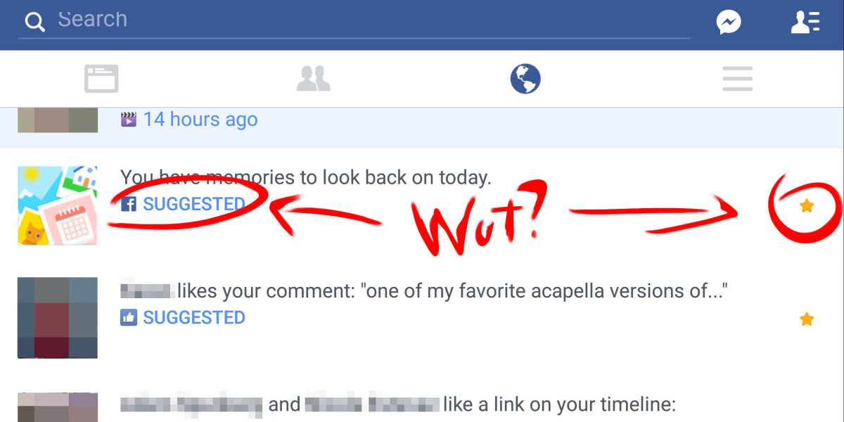 how to delete the notifications on facebook