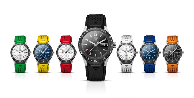Google and Tag Heuer unveil $1,500 luxury Android Wear watch, available today