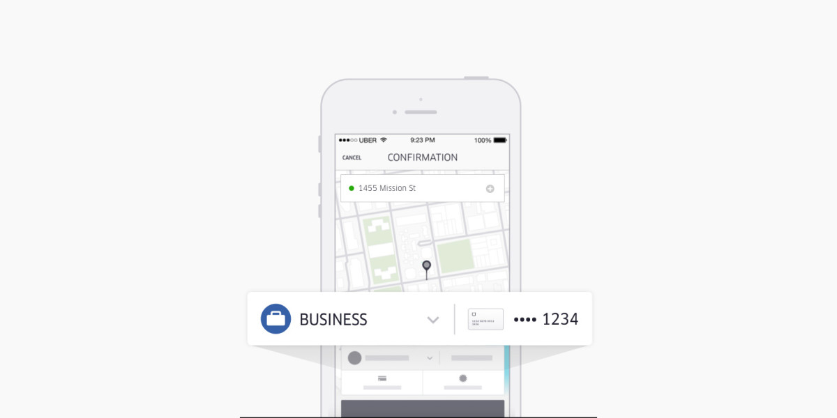 Uber now lets your company pay for your business-related commutes