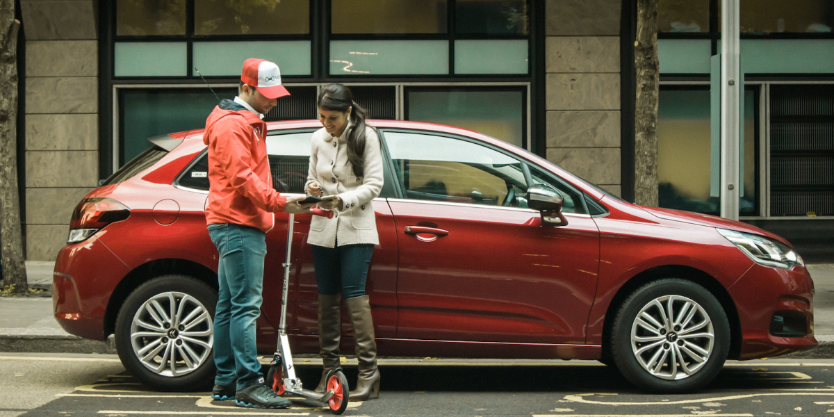 Running late? You can ditch your car using London's first on-demand valet
