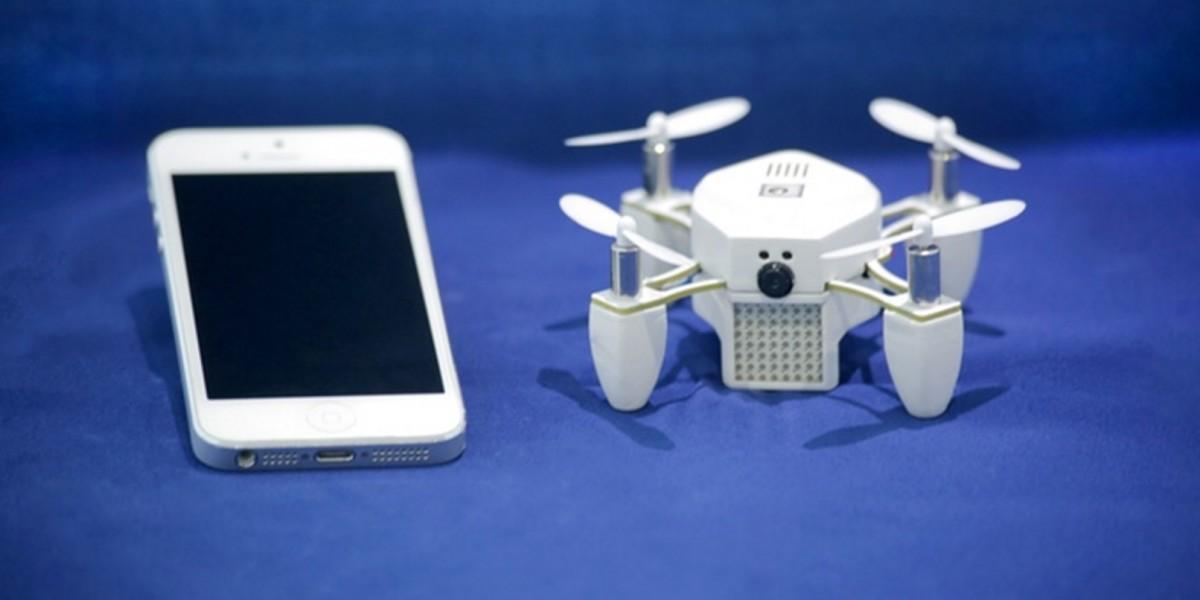 Zano's $3.5m autonomous mini drone project just crash landed