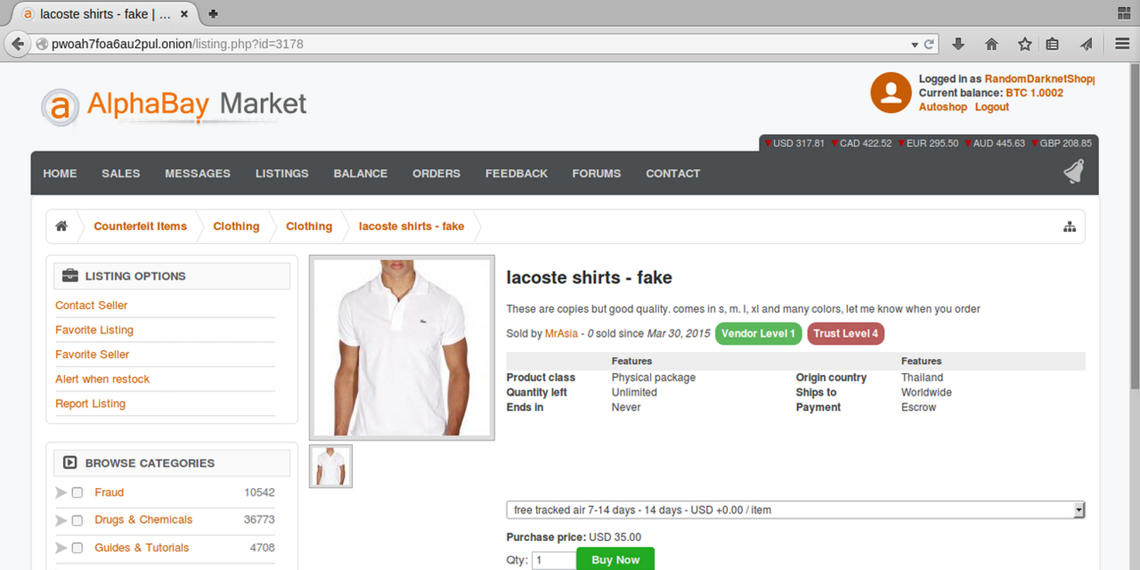 Random colors website -  Random Darknet Shopper Bot That Bought Ecstasy Online Is Going On Another Spending Spree