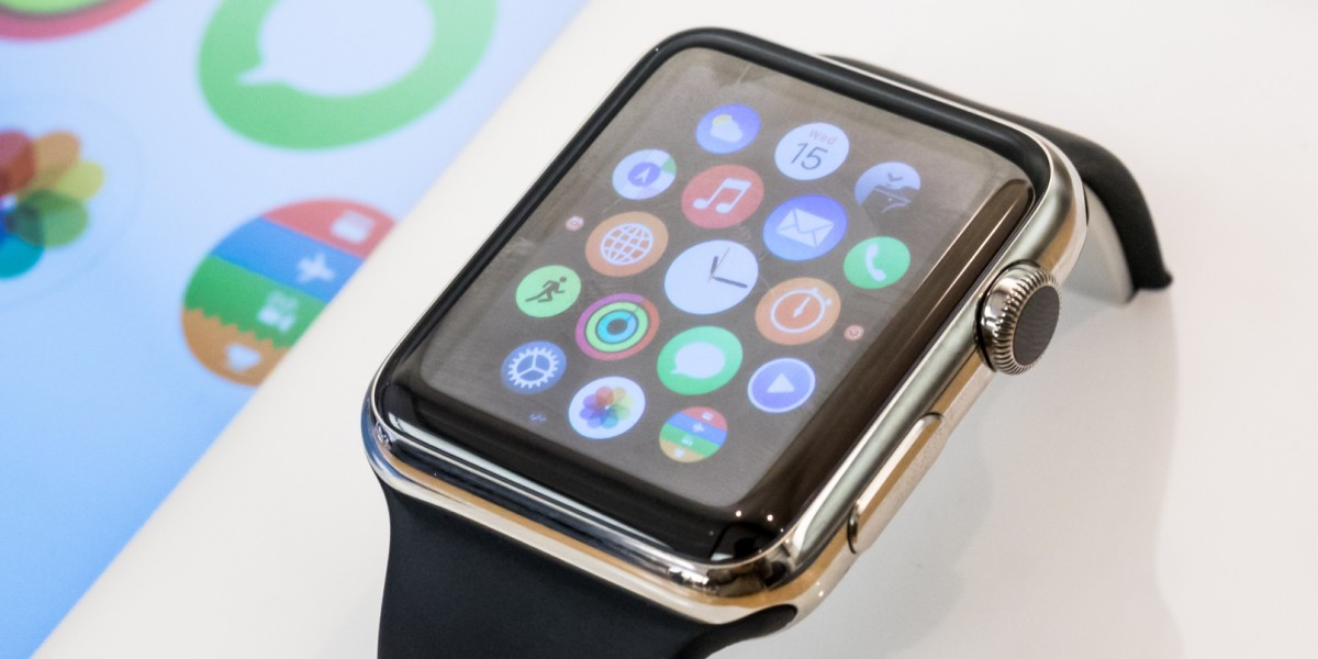 IDC study shows Apple Watch sales are solid, but Android Wear OEMs are nowhere to be seen