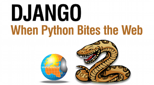 Take a bite out of the web with Django!