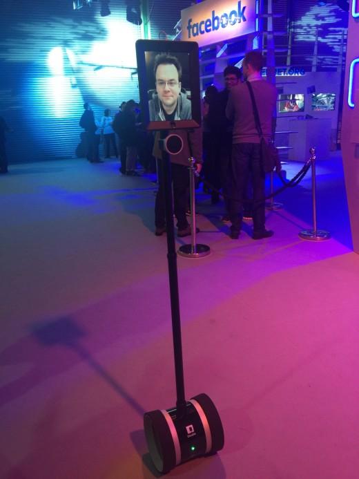 double robotics robot