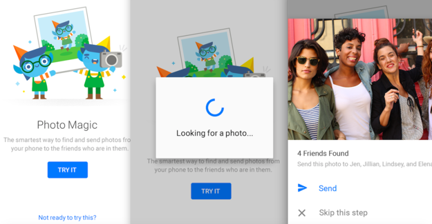 Facebook's experimental 'Photo Magic' scans your Camera Roll for friends