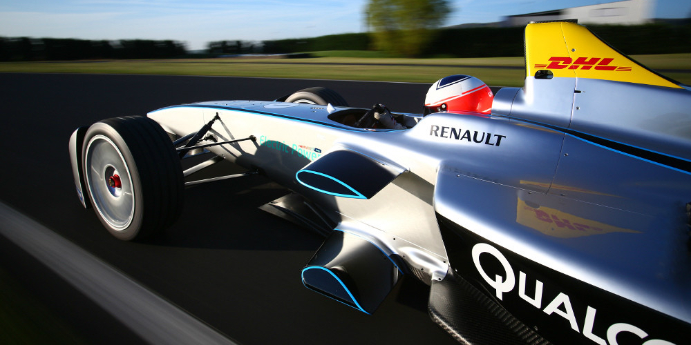 Formula E announces 'Roborace,' the first driverless car race series