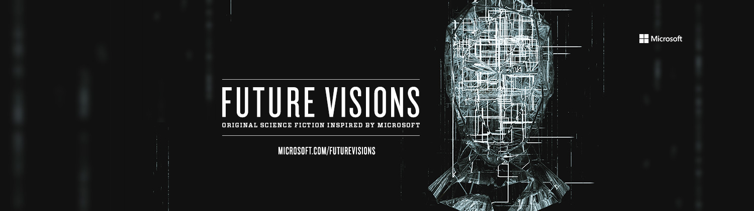 9 sci-fi authors went to Microsoft's research labs and wrote a book