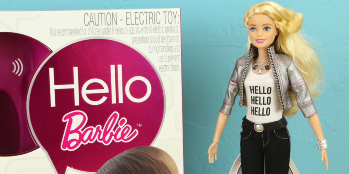 Here's why privacy experts are concerned about Mattel's new Hello Barbie