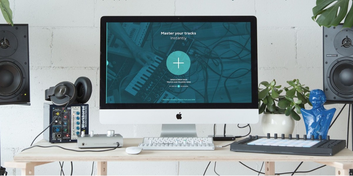 Make Your Own Sound Louder And Prouder With Landr S New Mac App