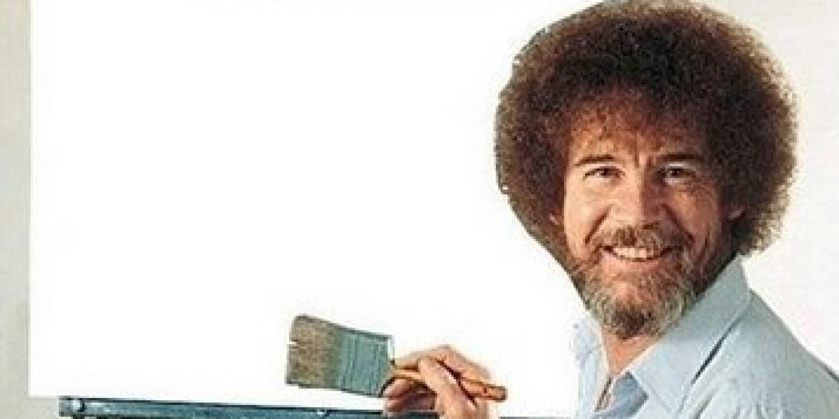 Twitch keeps the Bob Ross dream alive, streaming 'Joy of Painting' weekly for charity