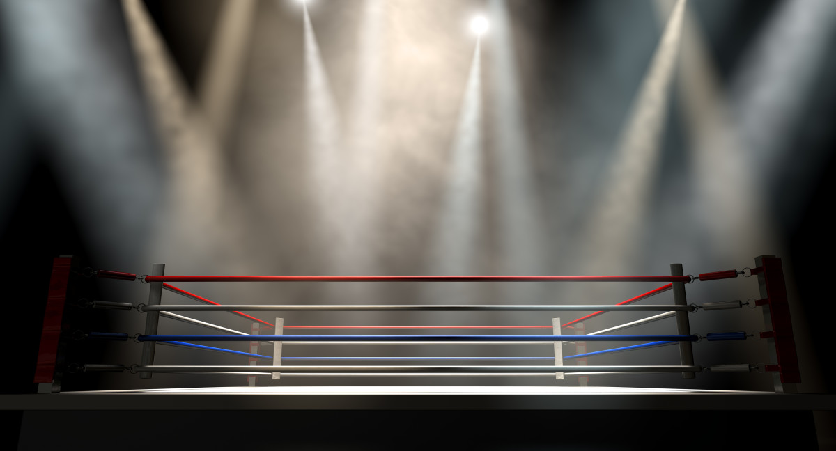 Knock out! Dutch startups battle it out in the ring