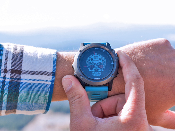 How smartwatches liberate their wearers