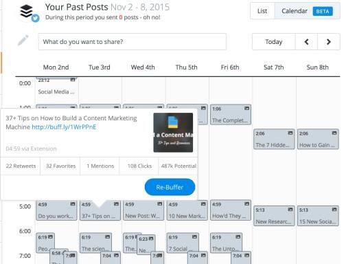 social-media-calendar-past-posts