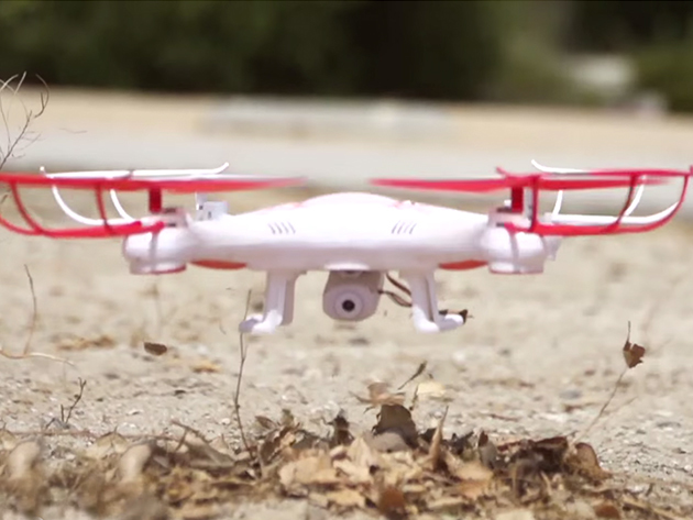 Should people be able to create no-fly zones for drones on their property?