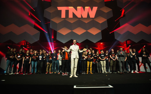 TNW Conference Europe Team