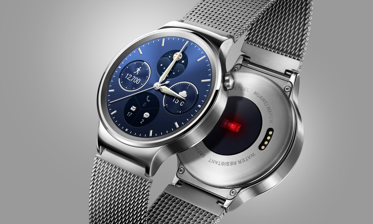 Huawei Watch (PRNewsFoto/Huawei Consumer Business Group)