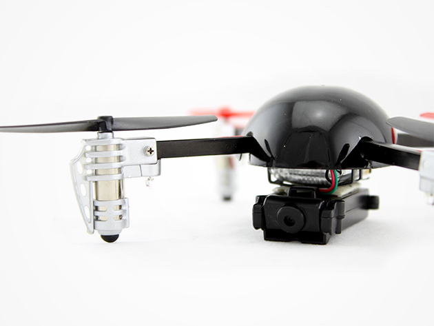 Get a stunt flying drone with HD video for $99