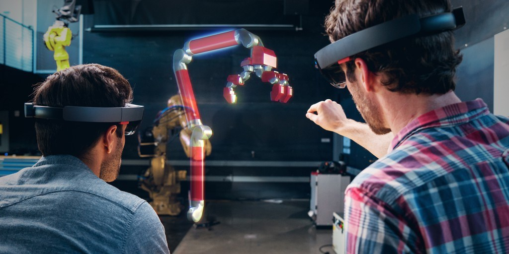 Microsoft and Autodesk help industrial designers collaborate in mixed reality with HoloLens