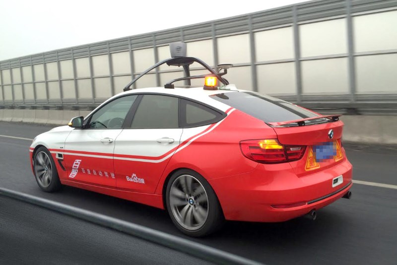 Baidu says its first self-driving vehicles could be used as public shuttles within three years