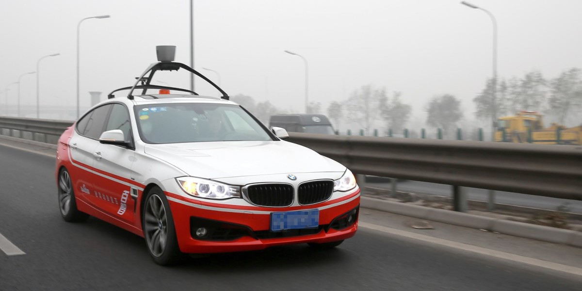 Chinese search giant Baidu is racing to deliver self-driving cars