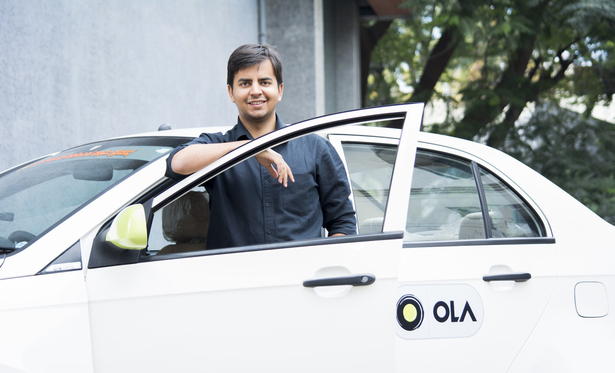 Ola, Didi, Lyft and GrabTaxi partnership could make waves in global ridesharing economy