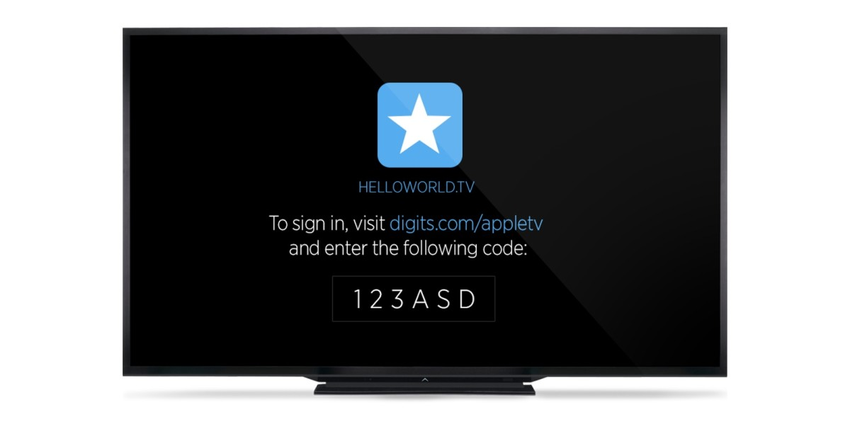 Twitter opens up Digits and Crashlytics for Apple TV apps