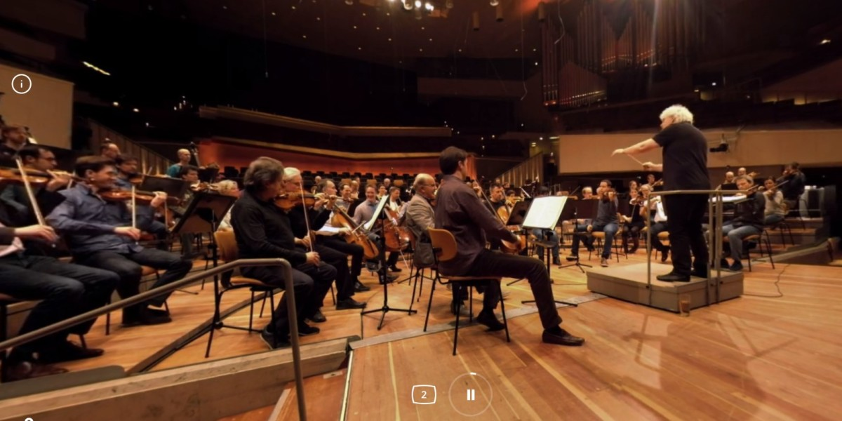 Google lets you hop on stage to glimpse major music, theater and dance performances