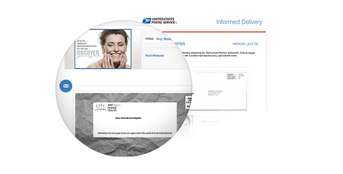 The USPS is rolling out a feature that emails you images of your actual mail