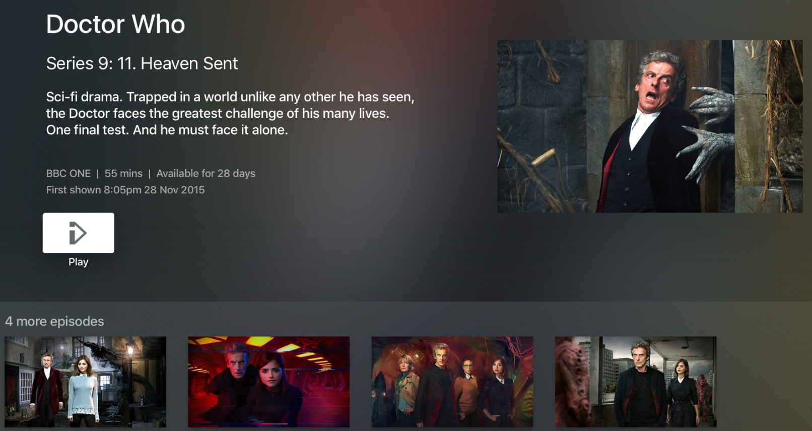 BBC iPlayer comes to Apple TV in the UK