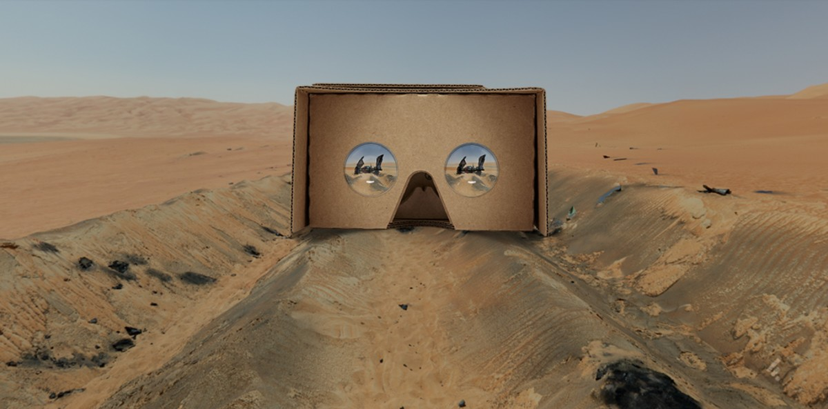 5 ways virtual reality finally started to make sense in 2015