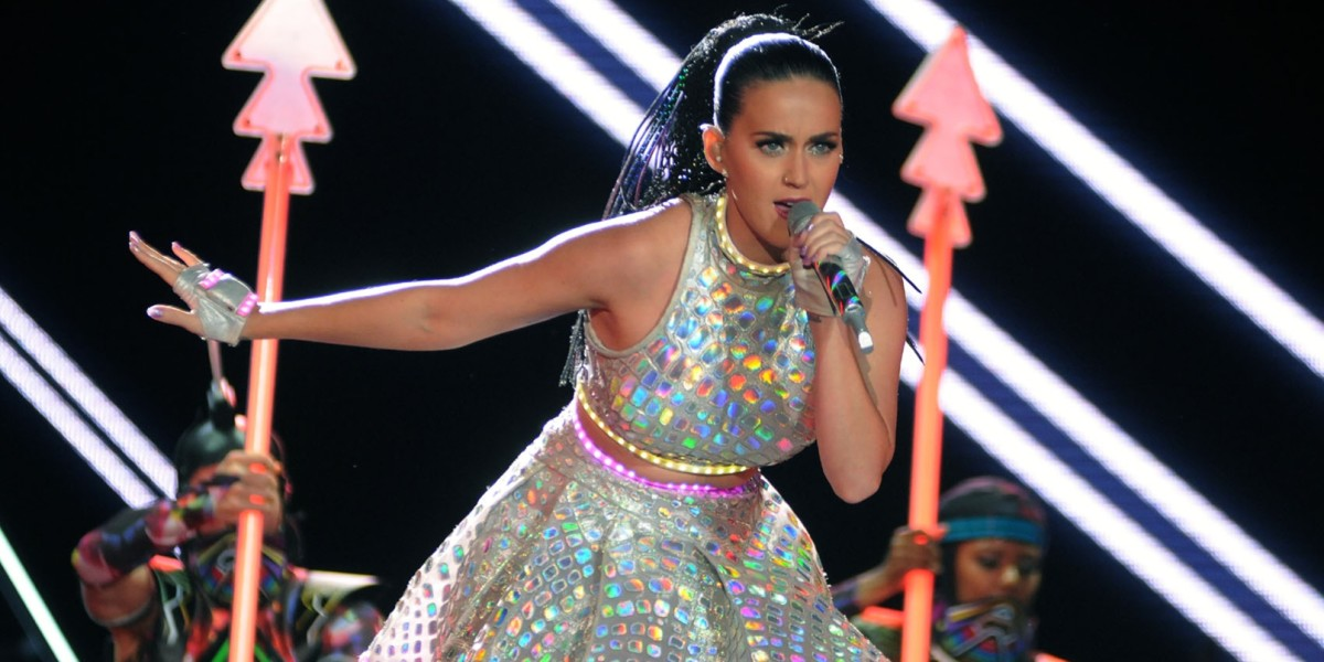 Not even this year's top-earning musician Katy Perry is making much from music anymore