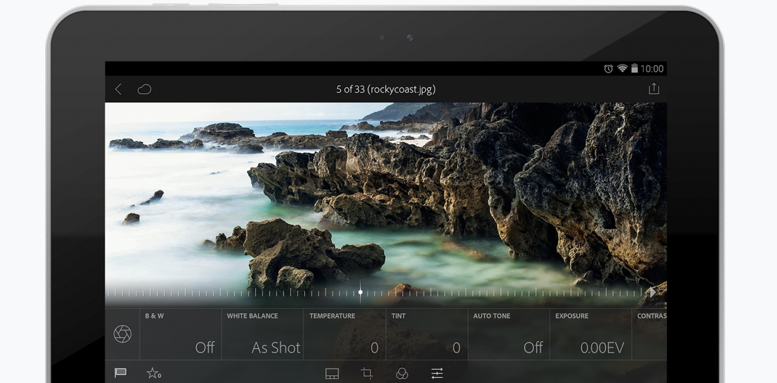 Adobe Lightroom Mobile is now free on both Android and iOS