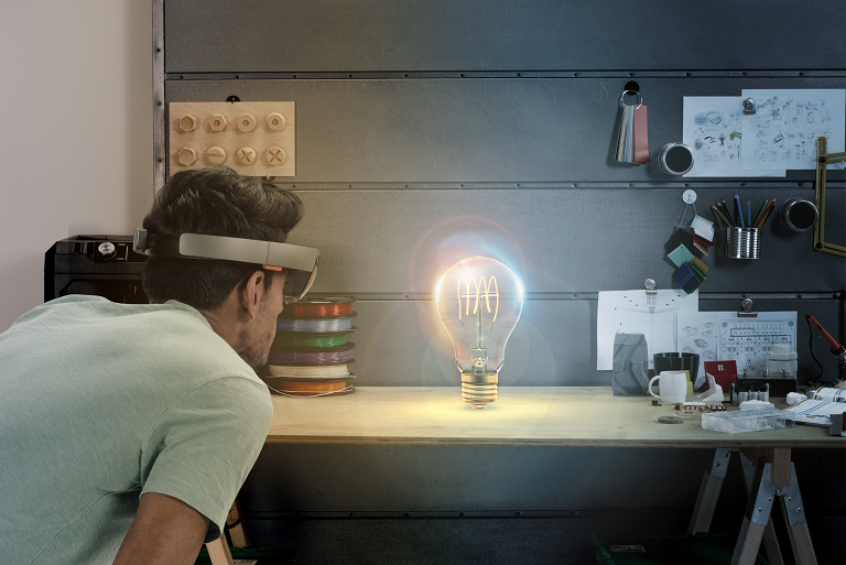 Microsoft wants your HoloLens app ideas