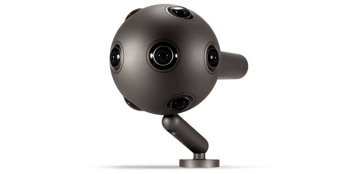Nokia's Ozo VR camera costs $60,000 and will ship early next year