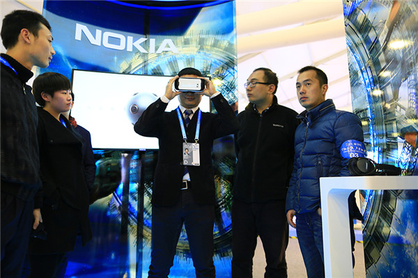 Nokia at WIF