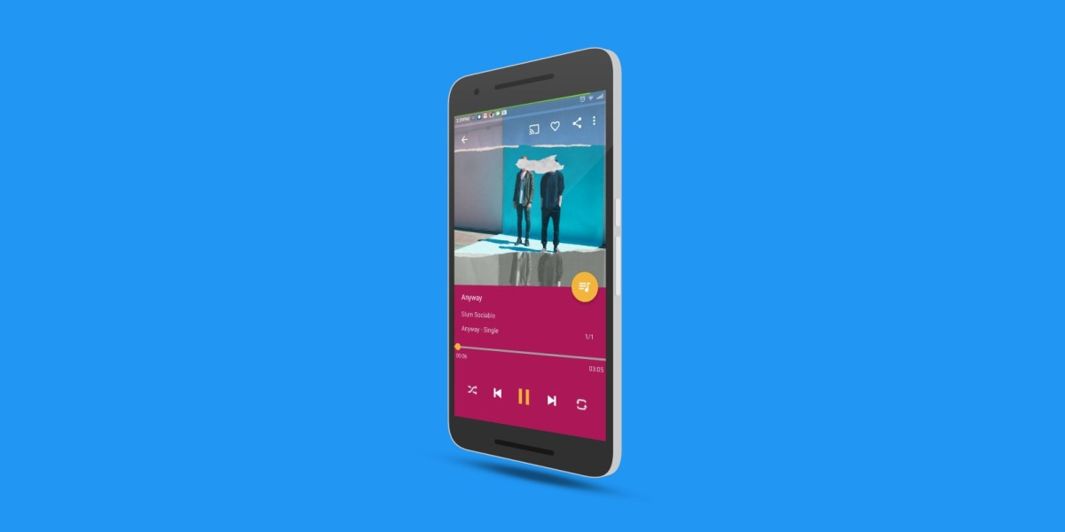TNW's Apps of the Year: Pulsar is a sleek, lightweight music player that does it all