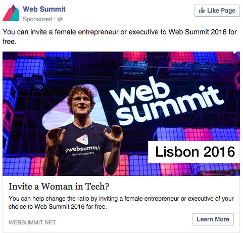 websummit women image