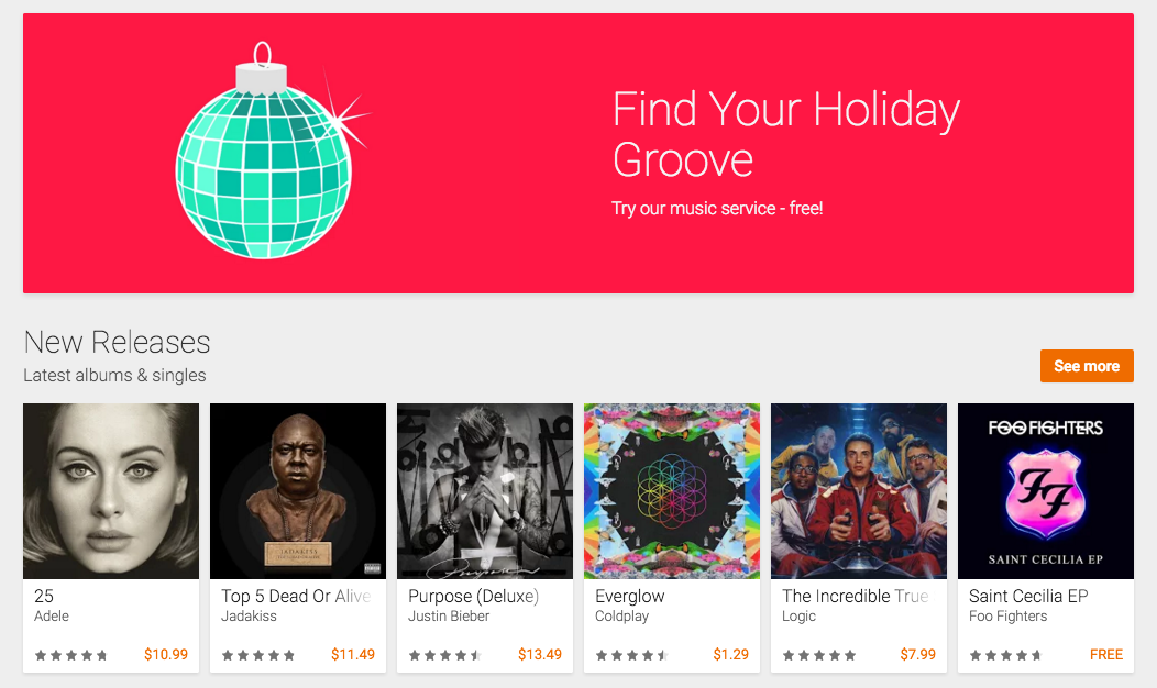 Google Play Music officially swallows Songza