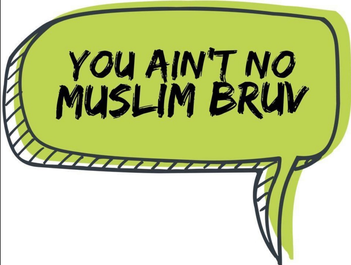 #YouAintNoMuslimBruv – a very British hashtag goes viral after terror attack on London Underground ...