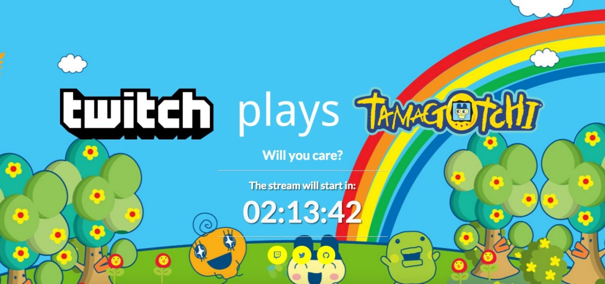 Twitch users are working together to help keep this Tamagotchi from 1997 alive