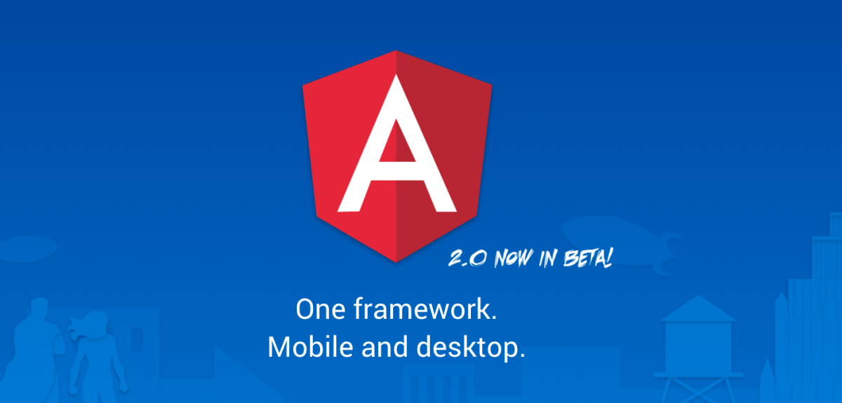 Angular 2 hits beta and it's a big deal for the future of the Web