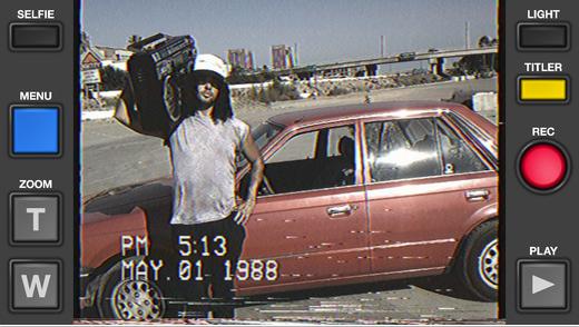 VHS Camcorder